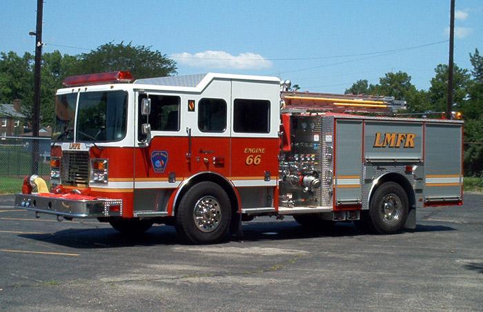 LMFR Fire Truck