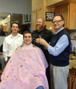 The Three Barbers