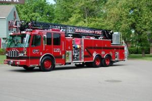 New Mariemont Fire Truck 2