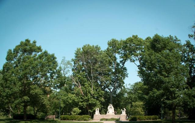 Mary Hopkins Park