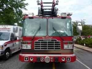 New Mairemont Fire Truck Bull