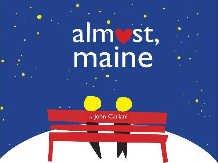 Image result for almost maine logo