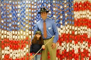 Veterans day Mariemont Elementary 2