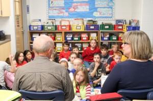 Veterans day Mariemont Elementary 4