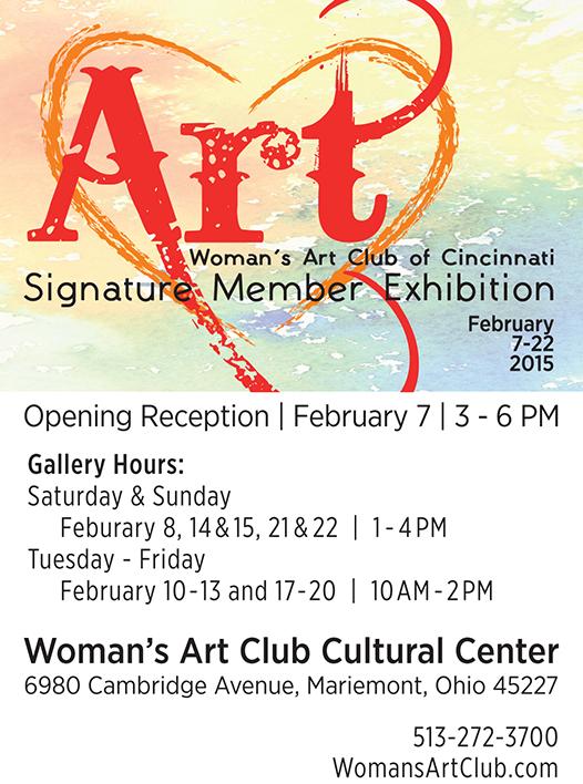 WACC Signature Member exhibition